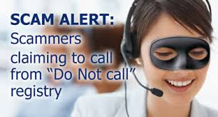 Do that for you now theres a do not call list scam msn money