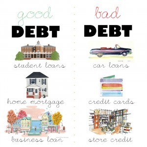 Good-Bad-Debt
