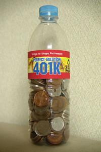 401k bottle
